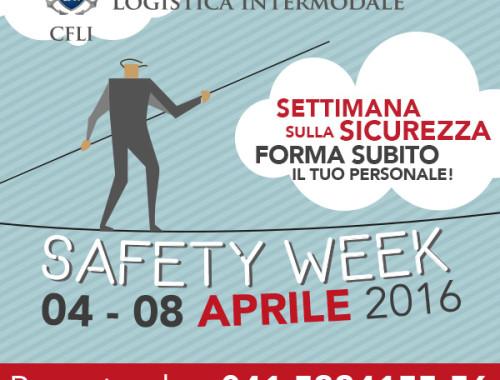 safety week 2016
